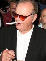Vaping in Las Vegas - Jack Nicholson