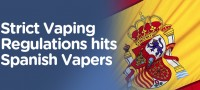 Vaping Regulations Hit Spain