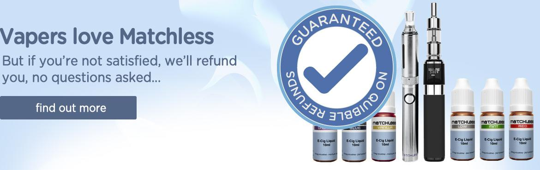 Guaranteed  No Quibble Refunds