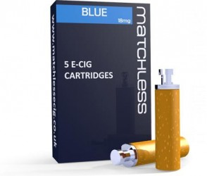 Matchless Aquamisers Cartridges - 5 BLUE Replacements in a carton