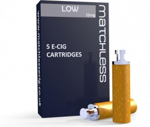 Matchless Aquamiser Cartridge - 5 LOW in a carton