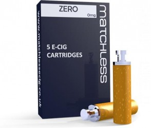 Matchless Aquamiser Cartridge - 5 ZERO in a carton