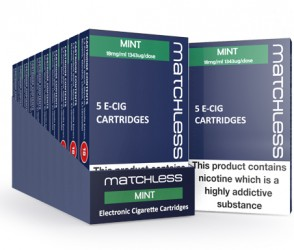 Matchless Aquamiser Cartridges - 50 MINT Replacements + 5 FREE