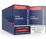 Matchless Full Strength Cartridges - 50 Replacements + 5 FREE