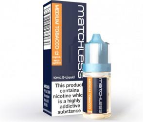 Matchless Medium Tobacco E-Liquid
