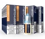 Matchless Medium Tobacco E Liquid -10 bottles + 2 FREE