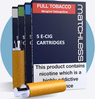 E-Cigarette Cartridges